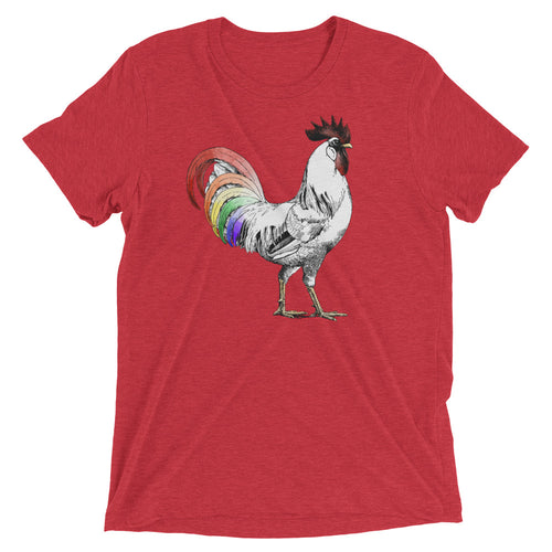 Pride Rooster T-shirt (Unisex)