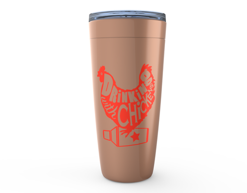 DWC Logo Insulated Tumbler