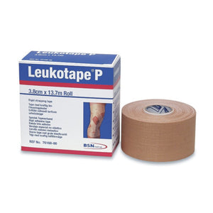 Leukotape P Solo and Combi Pack Leukotape with Fixomull
