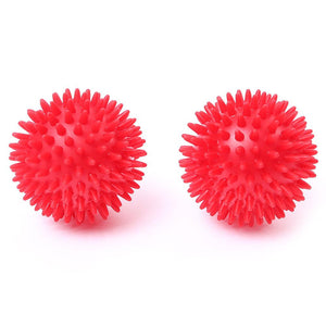 66fit Spiky Massage Balls 8cm x 2pcs