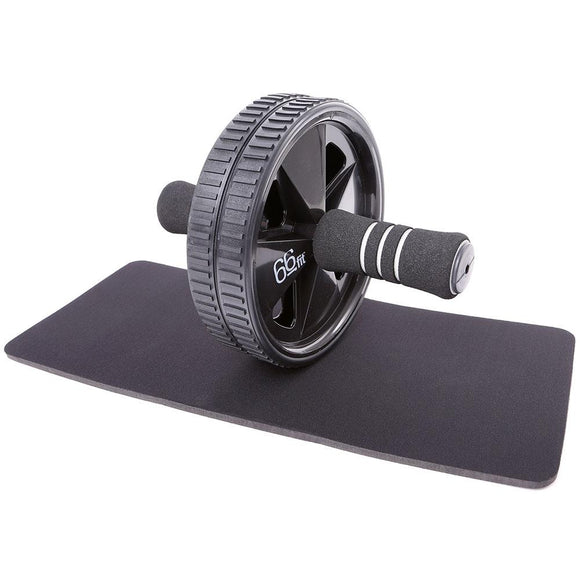 66fit Ab Roller Wheel With Kneel Pad