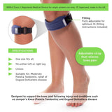 66fit Elite Patella Band