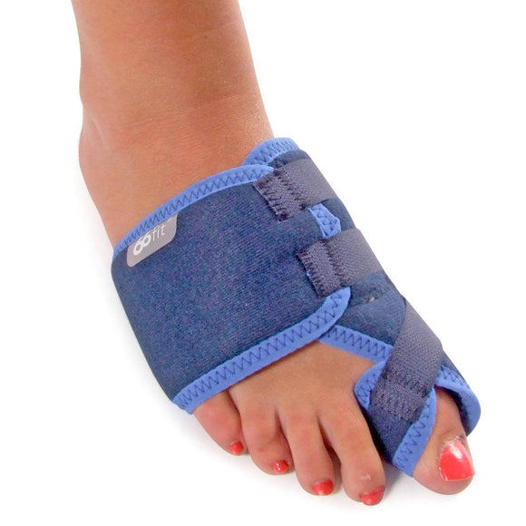 66fit Elite Hallux Valgus Padded Support