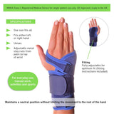 66fit Elite Stabilized Wrist Support