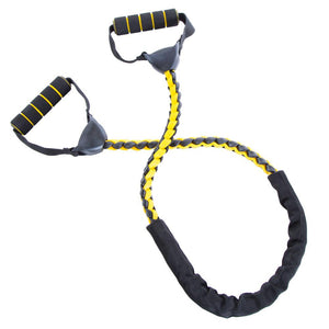 66fit Professional Gym Safety Braided Exercise Tube