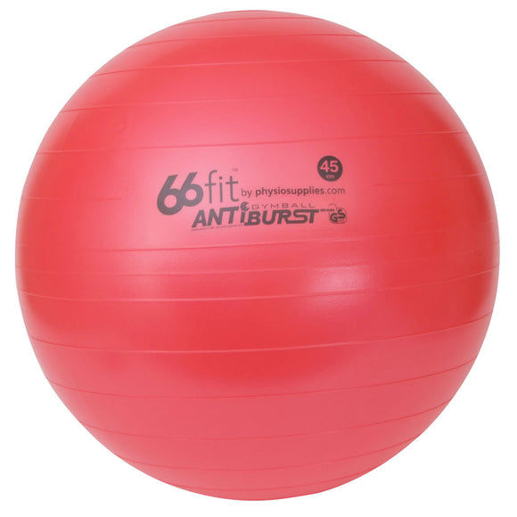 66fit Gym Balls - Burst Resistance 250kg