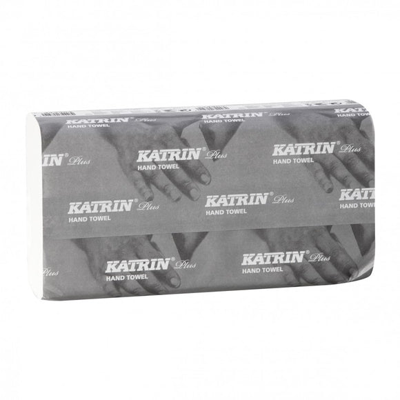 Katrin Plus Non Stop M2 Z Fold Hand Towels - Handy Pack