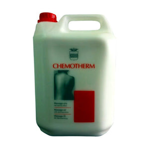 Chemotherm Heat Rub Massage Oil