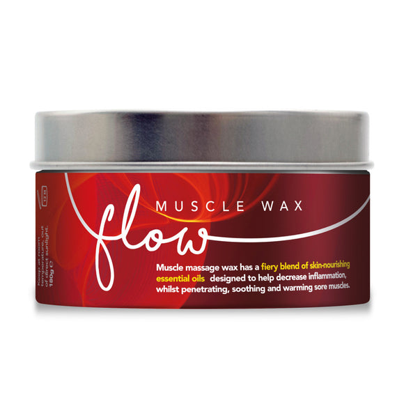 Flow Muscle Massage Wax 180gms