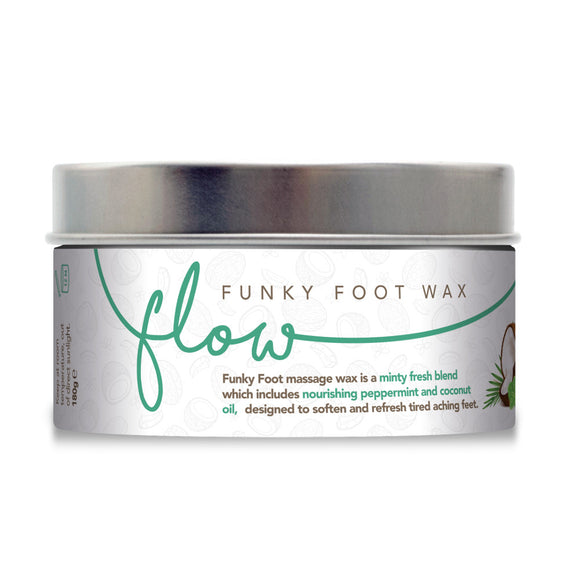 Flow Funky Foot Massage Wax 180gms