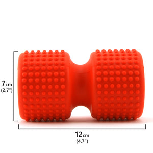 Lockeroom Posture Pro Thoracic Mobility Roller Orange