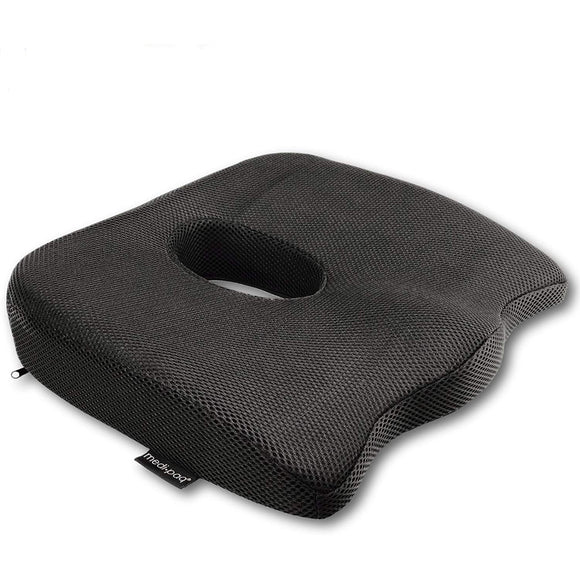 Medipaq Luxury Orthopaedic Coccyx Seat Cushion