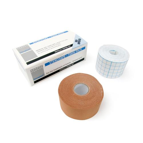 Steroplast Premium Twin Taping Pack