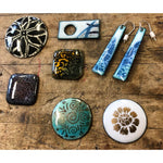 Techniques in Enameling  Workshop / Manchester / Fall 2019