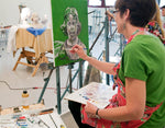 Painting Fundamentals / Sharon / Summer Session A