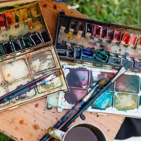Essence of Watercolor / Manchester / Summer Session A