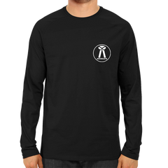Lawyer Logo Full Sleeve-Black