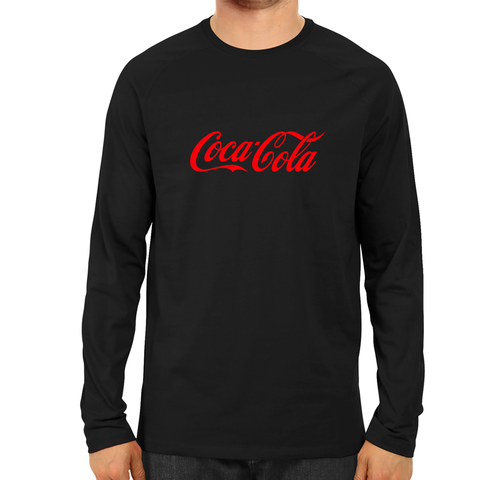 Coca-Cola Full Sleeve-Black