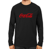 Image of Coca-Cola Full Sleeve-Black