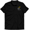 Image of Ernst & Young  Polo T-shirt Black