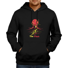 The Flash -Black Hoodie