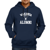 Image of Wakanda University Alumni - Navy Blue Hoodie
