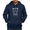 Image of Hail To The Wakandan King - Navy Blue Hoodie