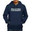 Image of Wakanda University - Navy Blue Hoodie