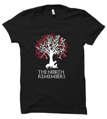 GOT-48 The north Remembers-Black Half Sleeve