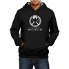 Image of Agents Of Shield 2 - Black Hoodie