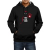 Image of Ironman Talk To The Hand - Black Hoodie