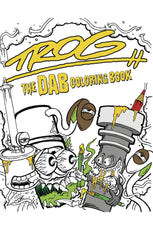 Trog The Dab Colouring Book