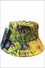Trog Smelly Clothing Bucket Hat Glob Monster