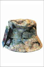 Trog Smelly Clothing Bucket Hat Purple Heads