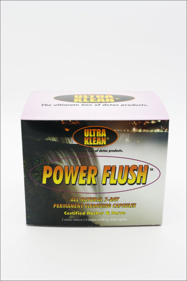 ULTRA KLEAN POWERFLUSH PERMANENT