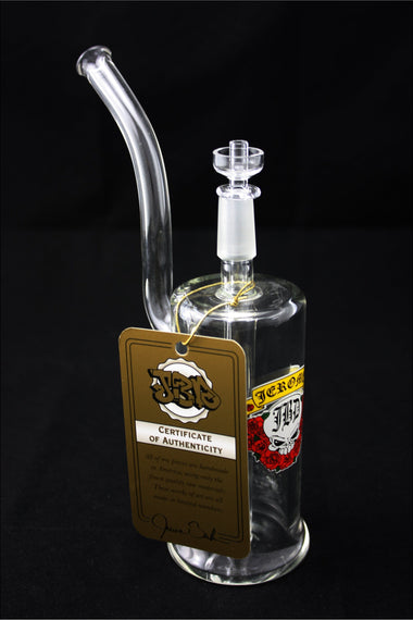 WP - JBD08 BUBBLER 14mm MALE (50mm)