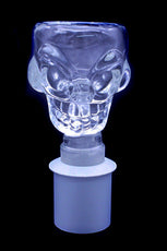 Cone Piece - Glass Skull
