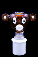 Cone Piece - Glass Monkey