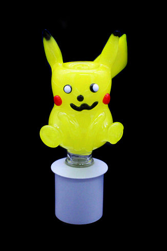 Cone Piece - Glass Pikachu