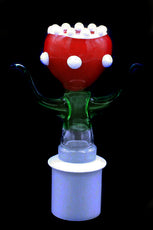 Cone Piece - Glass Piranha Plant