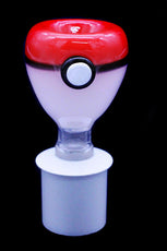 Cone Piece - Glass Pokeball
