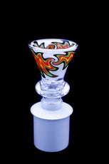 Cone Piece - Glass V Swirl