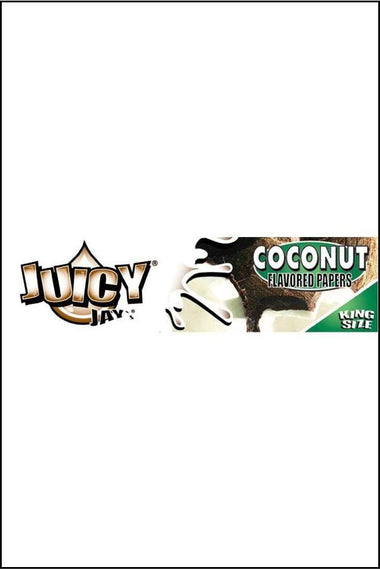 Papers - Juicy Jay's Flavoured KS Size Coconut