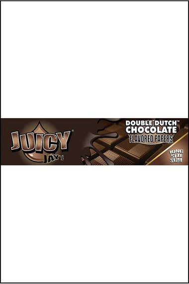 Papers - Juicy Jay's Flavoured KS Size Double Dutch Chocolate