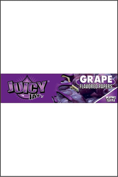 Papers - Juicy Jay's Flavoured KS Size Grape