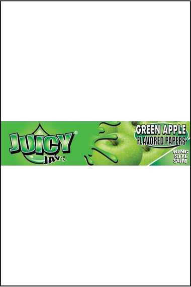 Papers - Juicy Jay's Flavoured KS Size Green Apple
