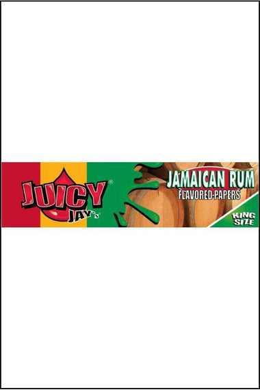 Papers - Juicy Jay's Flavoured KS Size Jamaican Rum