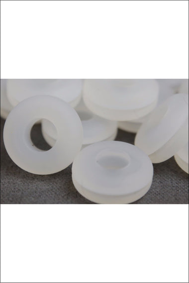 Grommet - Silicone White 15.5mm