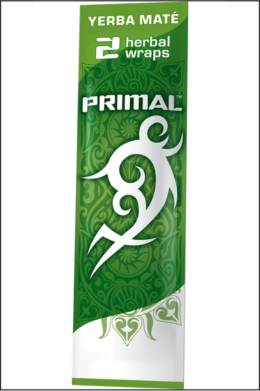 Primal Herbal Wrap Yerba Maté