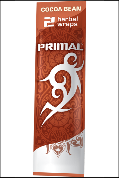 Primal Herbal Wrap Cocoa Bean